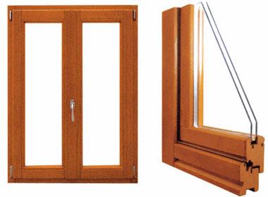 Finestre in legno milano - Finestre di legno ...